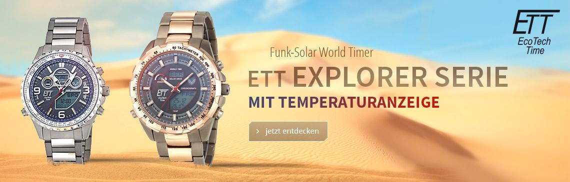 ETT Explorer Serie