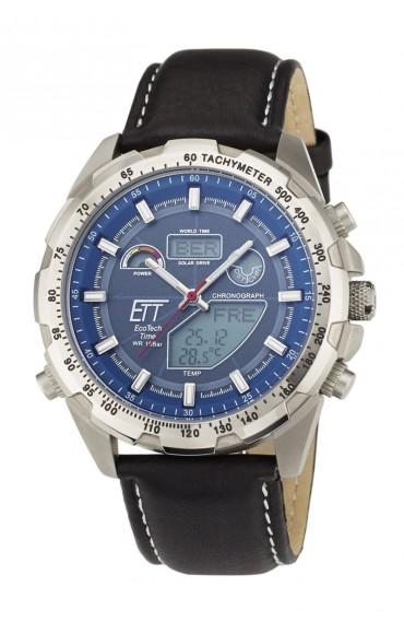 Solar Drive Funk Titan Herrenuhr Explorer EGT-11279-21L