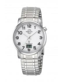 Master Time Funk Basic Series Herrenuhr MTGA-10306-12M mit Zugband