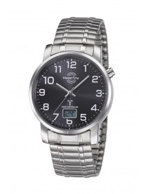 Master Time Funk Basic Series Herrenuhr MTGA-10308-22M mit Zugband