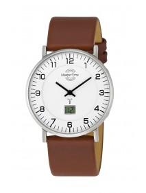 Master Time Funk Advanced Series Herrenuhr Slim MTGS-10561-12L