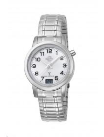 Master Time Funk Basic Series Damenuhr MTLA-10307-12M mit Zugband
