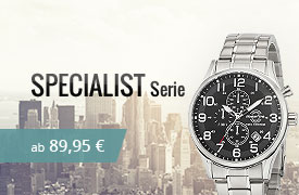 Master Time Specialist Serie