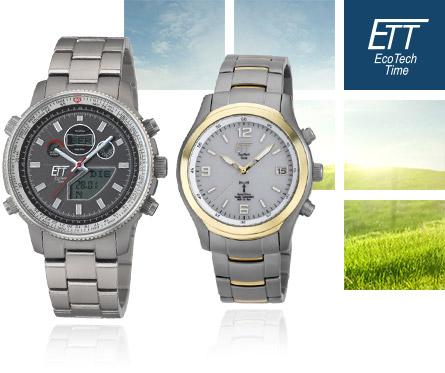 ETT Funk Solar Uhren Technik