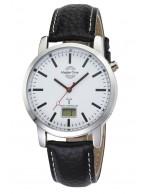 Master Time Funk Basic Series Bahnhofsuhr Herrenuhr MTGA-10592-20L