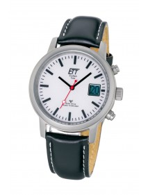 Eco Tech Time Solar Drive Funk Basic Herrenuhr EGS-11185-11L