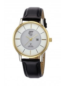 Eco Tech Time Solar Drive Funk Mistral Herrenuhr EGS-11350-21L