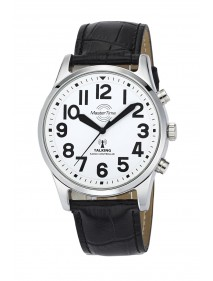 Funk Quarz Herren Sprechende Uhr Metall MTGA-10690-60L