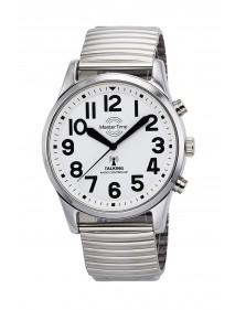 Funk Quarz Herren Sprechende Uhr Metall MTGA-10691-61M