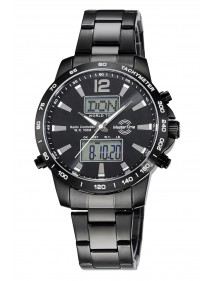 Master Time Specialist World Timer MTGS-10713-42M