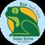 Solar Drive Damen Kalahari Edelstahl ELS-12070-12M